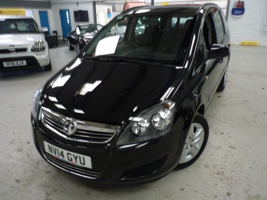 used Vauxhall Zafira WHEEL CHAIR ACCESS VEHICLE * SALE - WAS £7995 - NOW £6995 * USED in sheffield