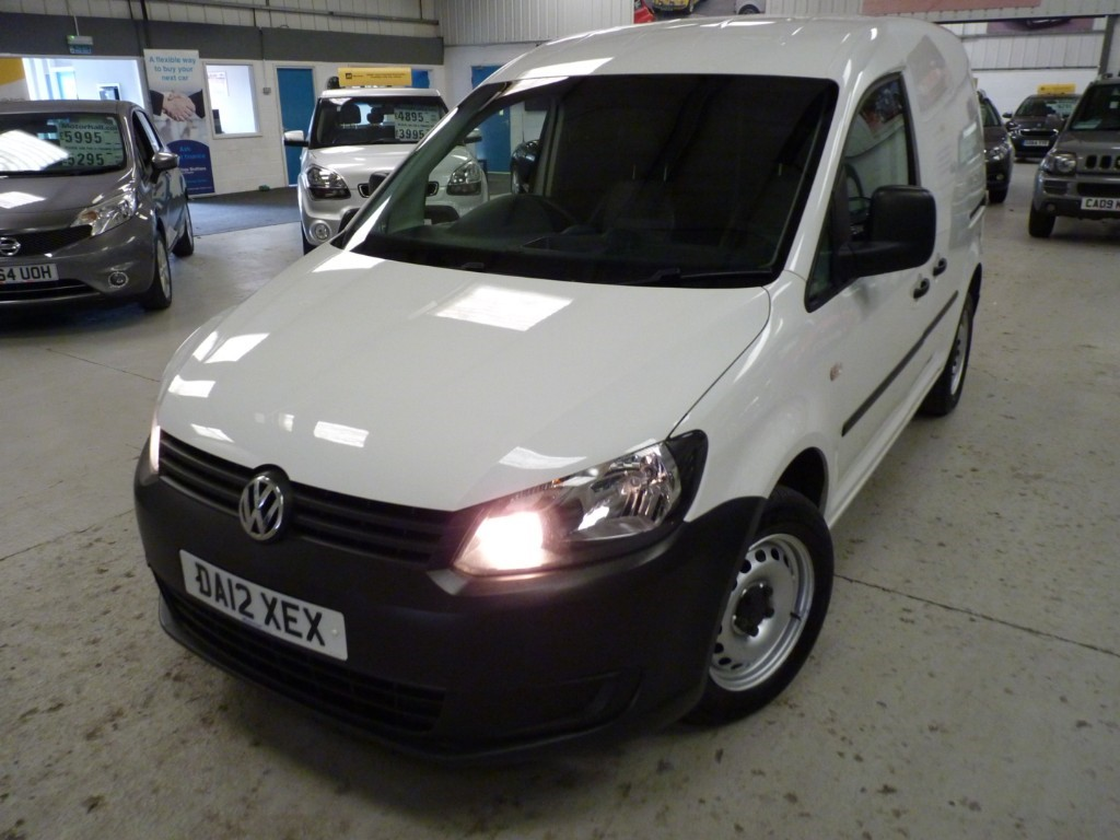 used VW Caddy C20 PLUS 1.6 TDI * SALE - WAS £5495 NO VAT - NOW £4995 NO VAT * USED in sheffield