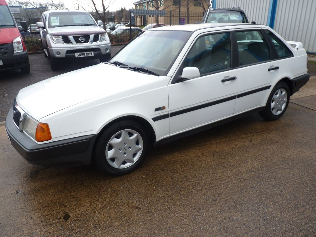 Used White Volvo 440 for Sale | South Yorkshire