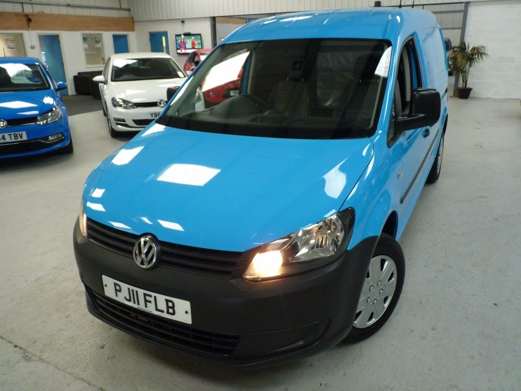 used VW Caddy Maxi C20 TDI + 5 SERVICES + JUST SERVICED + 2 KEYS in sheffield