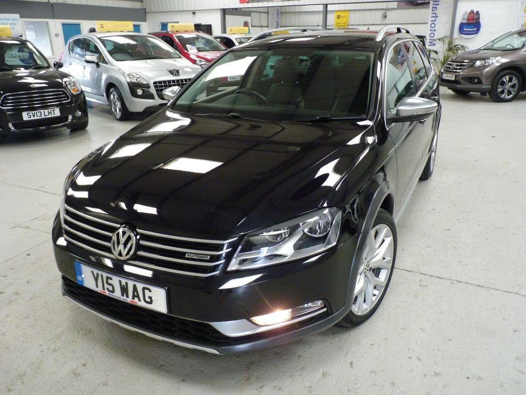 used VW Passat ALLTRACK TDI BMT 4MOTION DSG + 7 SVS + 1 OWNER + NAV in sheffield