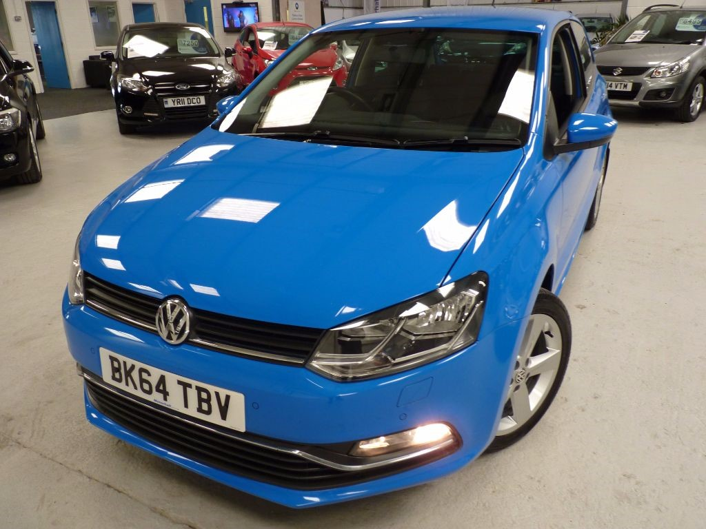 used VW Polo SEL TSI + JUST SERV + SERV HIST + 1 OWNER in sheffield