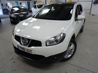 Nissan Qashqai+2 for sale