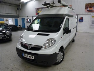 Vauxhall Vivaro for sale