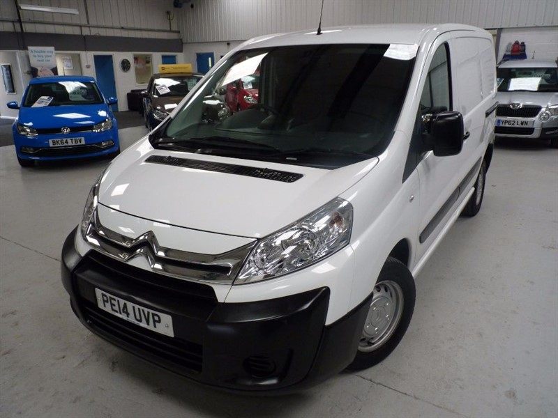 Citroen Dispatch In Sheffield South Yorkshire Compucars