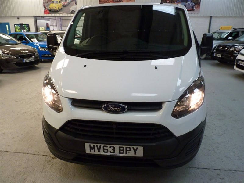 Ford Transit Custom In Sheffield South Yorkshire Compucars