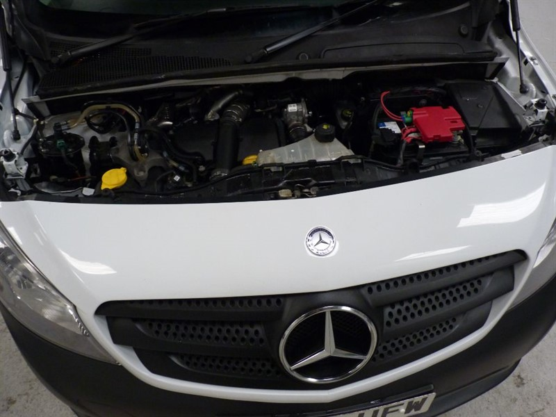 Mercedes Citan In Sheffield South Yorkshire Compucars