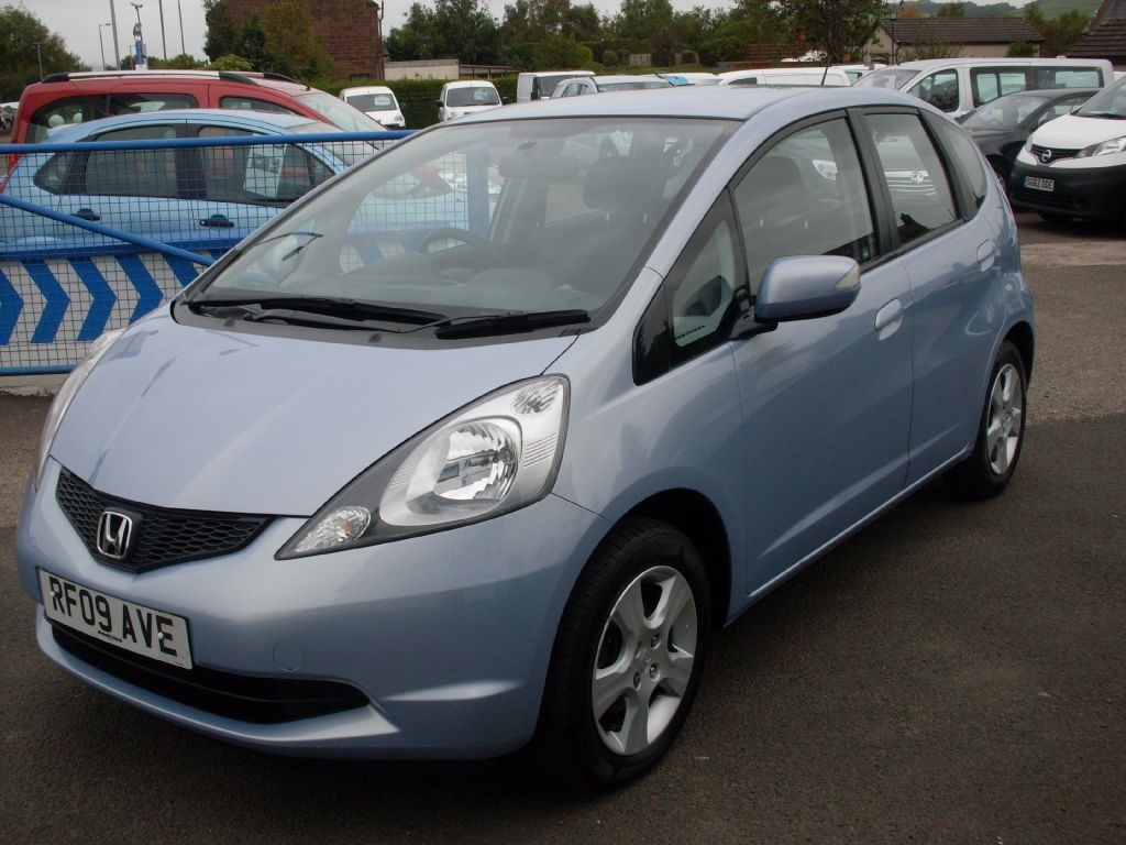 Used Blue Honda Jazz For Sale Dumfries And Galloway