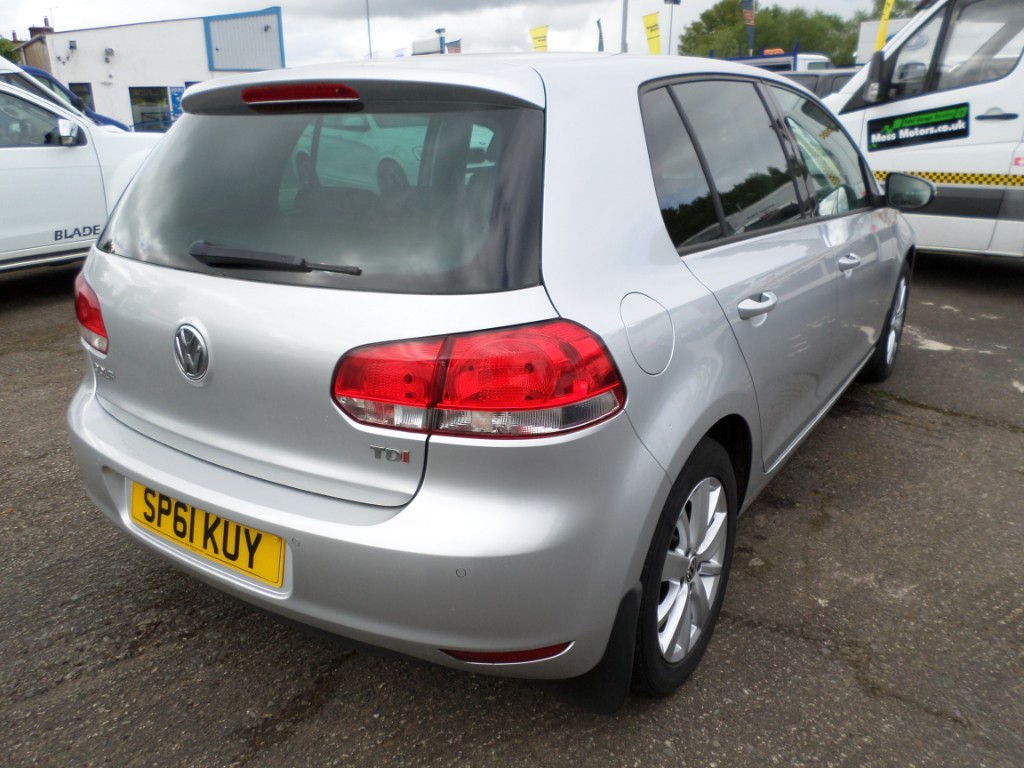 Used Vw Golf >> Used Vw Golf For Sale Dumfries And Galloway