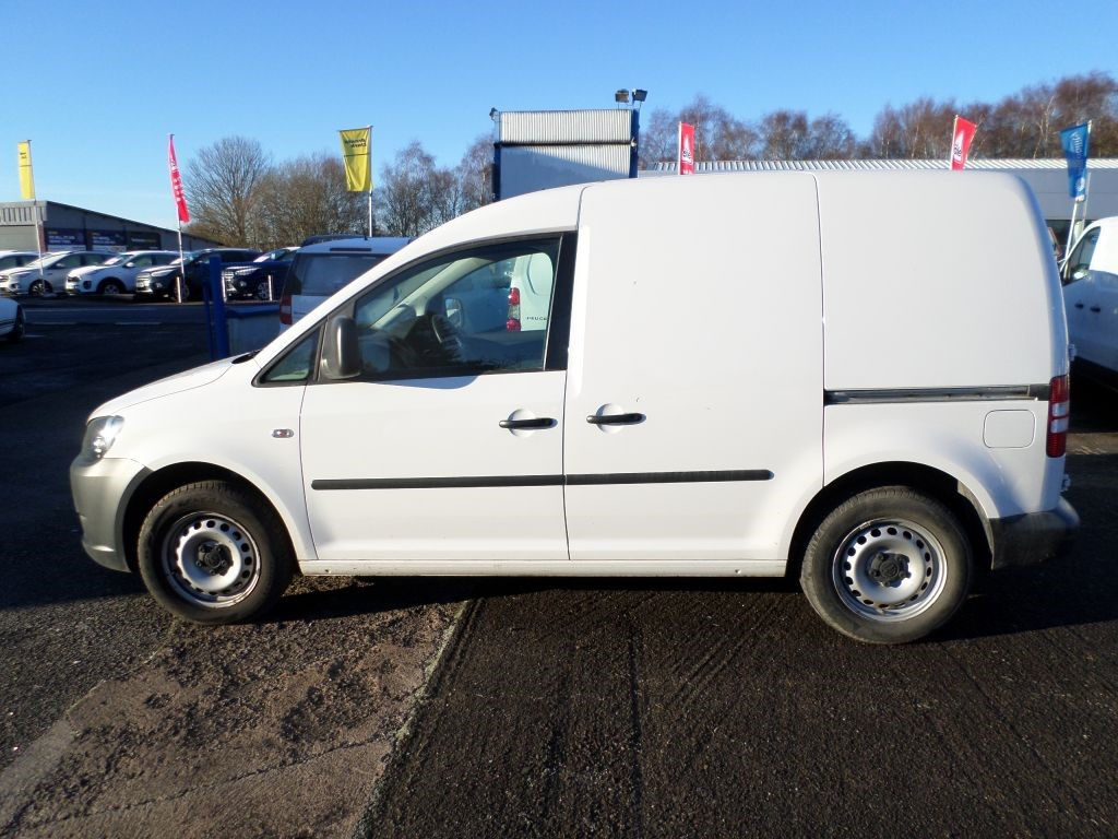 used white vw caddy for sale dumfries and galloway. Black Bedroom Furniture Sets. Home Design Ideas