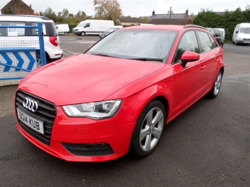 used Audi A3 TDI SPORT in dumfries-and-galloway