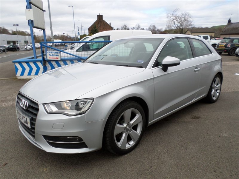 used Audi A3 TFSI SPORT in dumfries-and-galloway