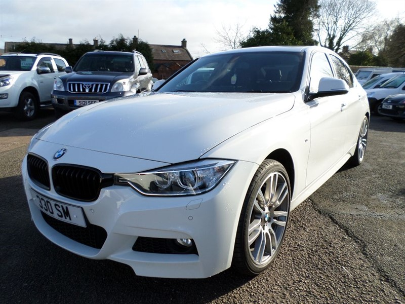 used BMW 320d XDRIVE M SPORT in dumfries-and-galloway