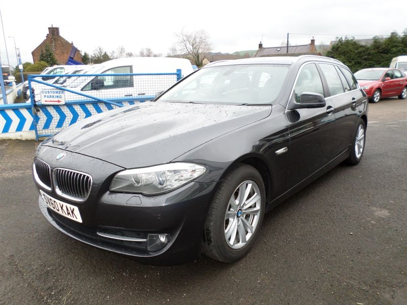 used BMW 520d SE TOURING in dumfries-and-galloway