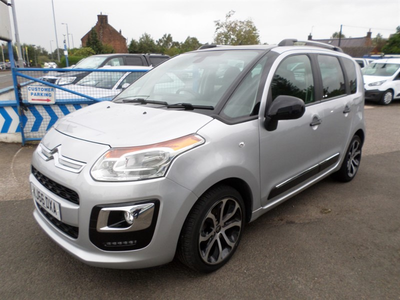 used Citroen C3 BLUEHDI PLATINUM PICASSO in dumfries-and-galloway