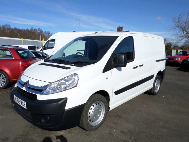used Citroen Dispatch 1000 L1H1 ENTERPRISE HDI in dumfries-and-galloway