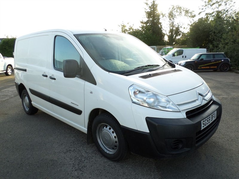used Citroen Dispatch 1000 L1H1 SWB HDI 90 in dumfries-and-galloway