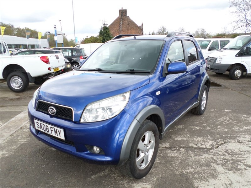 used Daihatsu Terios SX in dumfries-and-galloway