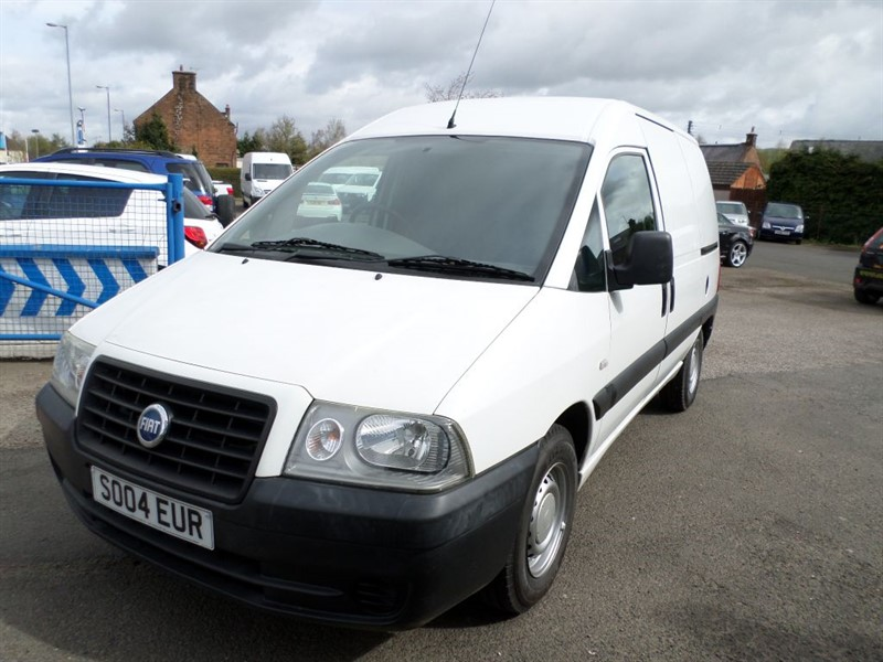 used Fiat Scudo D in dumfries-and-galloway