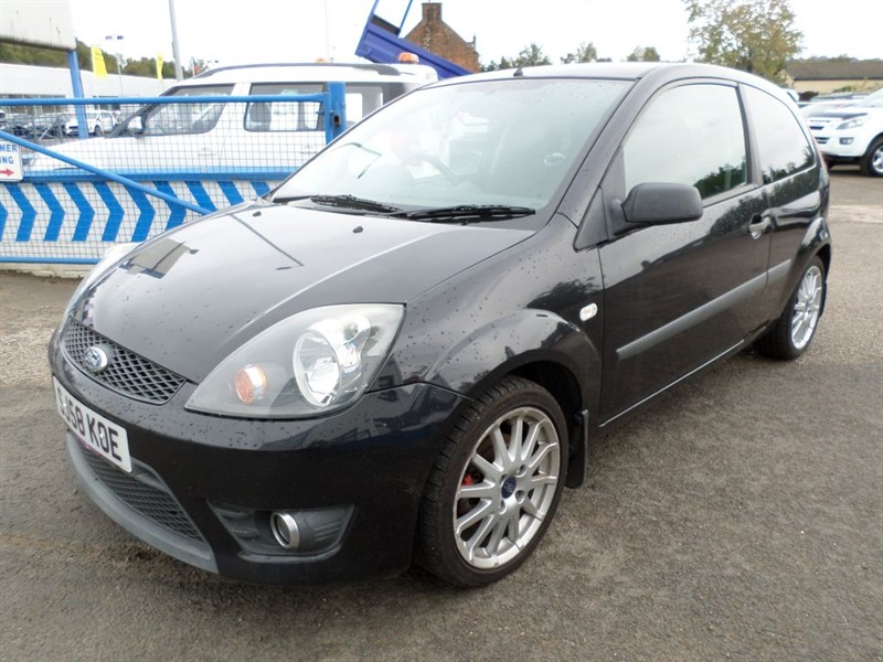 used Ford Fiesta ZETEC S TDCI in dumfries-and-galloway