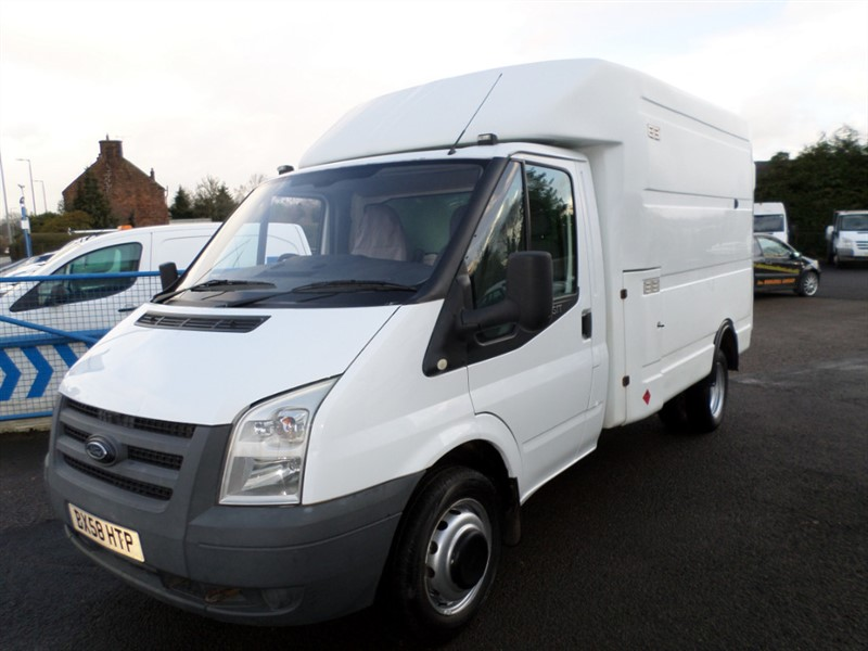 used Ford Transit 350 MWB C/C 100 in dumfries-and-galloway