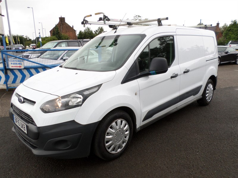 used Ford Transit Connect 210 P/V in dumfries-and-galloway