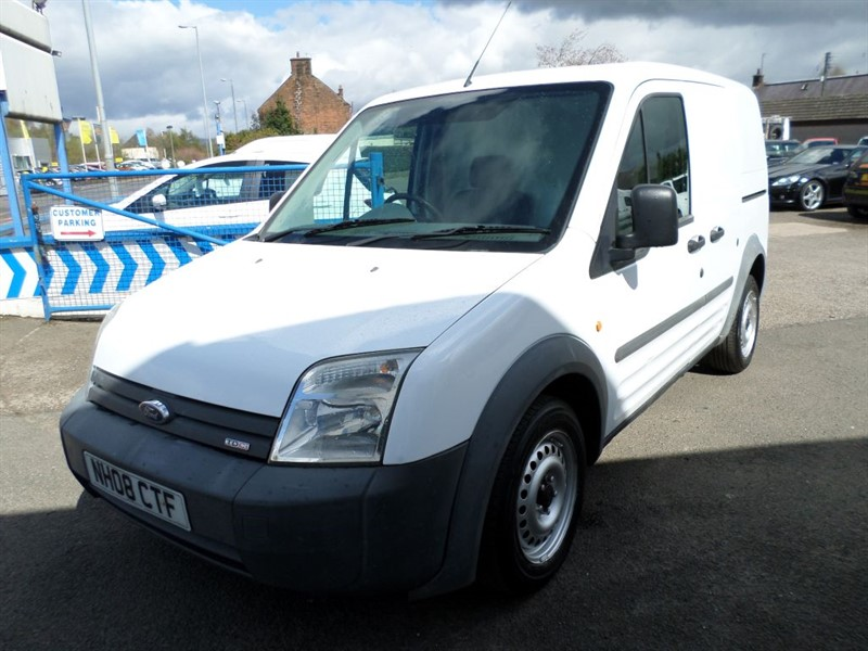 used Ford Transit Connect T200 L SWB 75 TDCI in dumfries-and-galloway