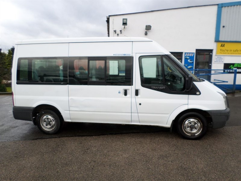 used Ford Transit 300 SHR 12 Seater in dumfries-and-galloway
