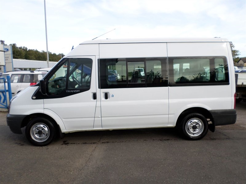 used Ford Transit T300  in dumfries-and-galloway