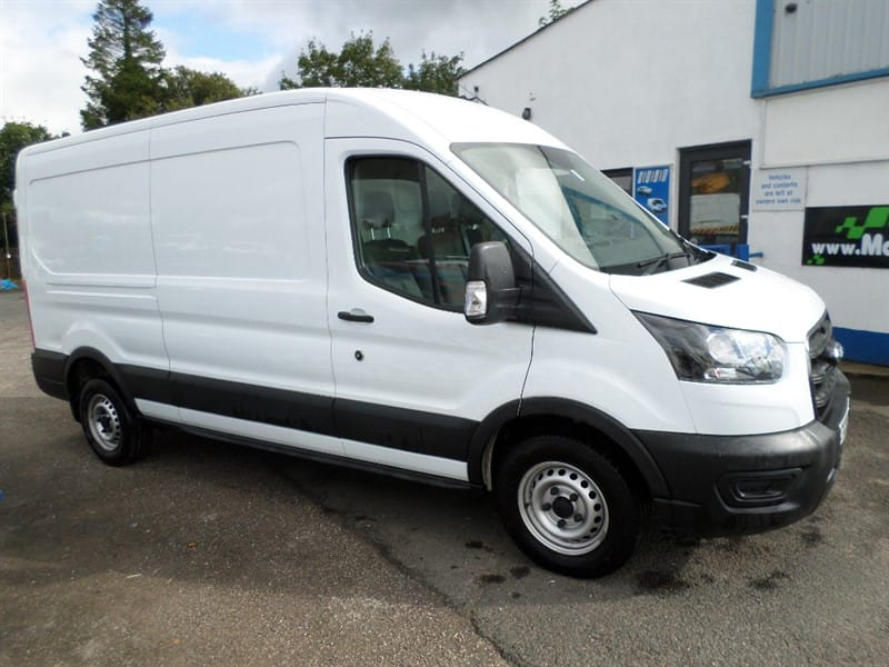 used Ford Transit 350 LEADER P/V ECOBLUE in dumfries-and-galloway