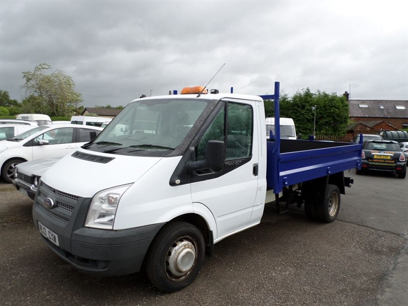 used Ford Transit 350 DRW in dumfries-and-galloway