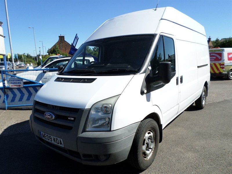 used Ford Transit 350 H/R in dumfries-and-galloway