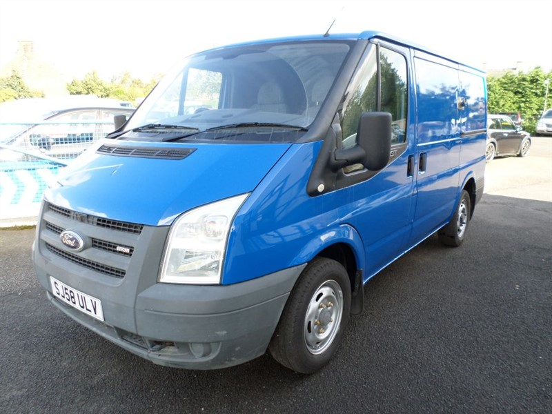 used Ford Transit 260 LR in dumfries-and-galloway