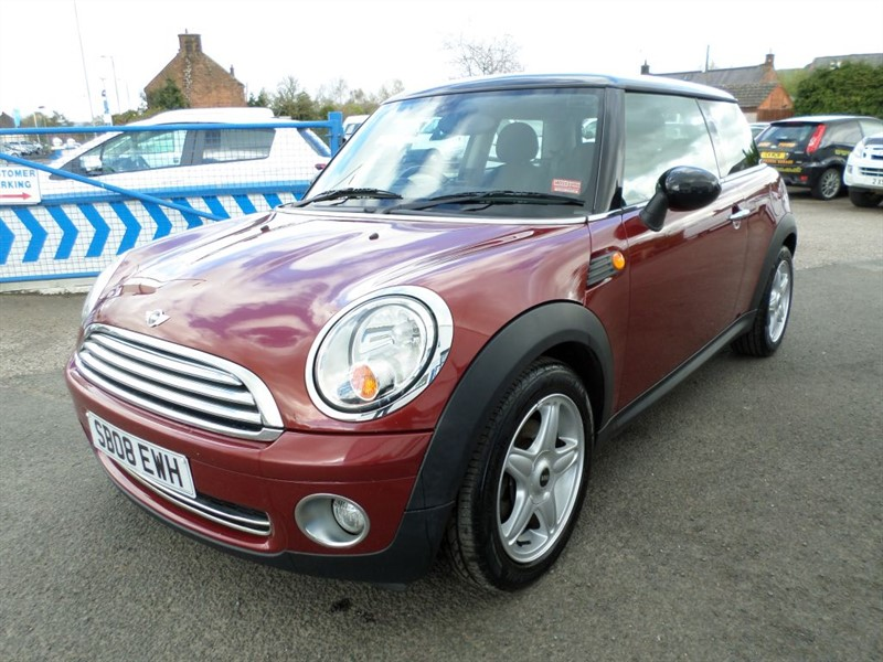 used MINI Hatch COOPER CHILLI PACK in dumfries-and-galloway