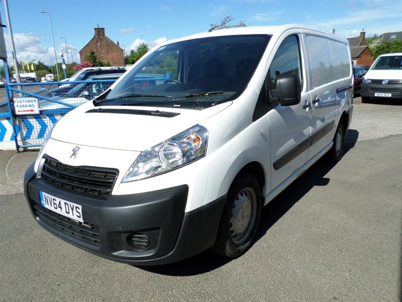 used Peugeot Expert HDI 1200 L2H1 in dumfries-and-galloway