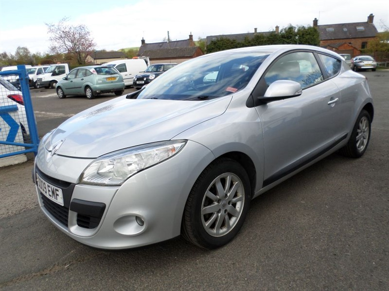 used Renault Megane EXPRESSION DCI in dumfries-and-galloway