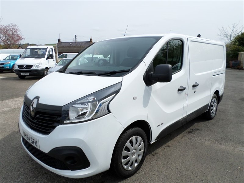 used Renault Trafic SL27 BUSINESS PLUS DCI S/R P/V in dumfries-and-galloway
