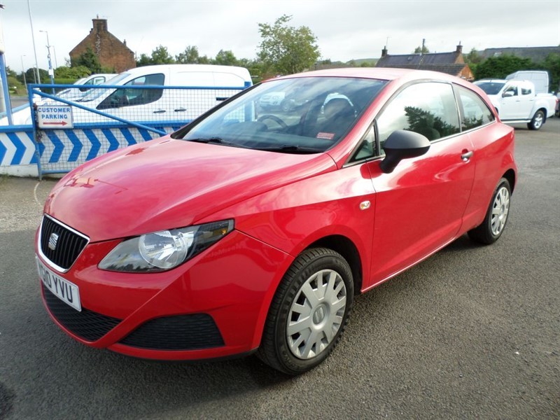 used SEAT Ibiza S A/C in dumfries-and-galloway