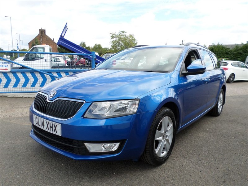 used Skoda Octavia SE TDI CR in dumfries-and-galloway
