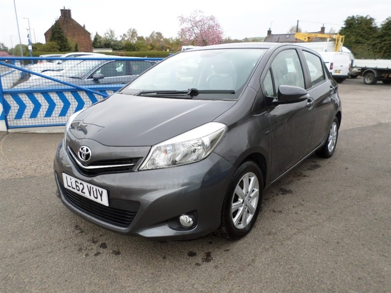 used Toyota Yaris VVT-I T SPIRIT in dumfries-and-galloway