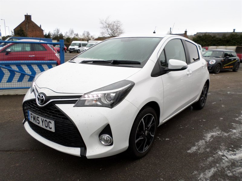 used Toyota Yaris VVT-I SPORT in dumfries-and-galloway