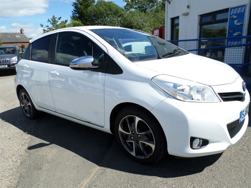 used Toyota Yaris VVT-I TREND in dumfries-and-galloway