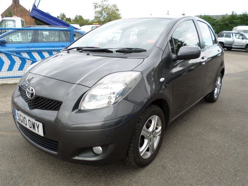 used Toyota Yaris TR VVT-I in dumfries-and-galloway