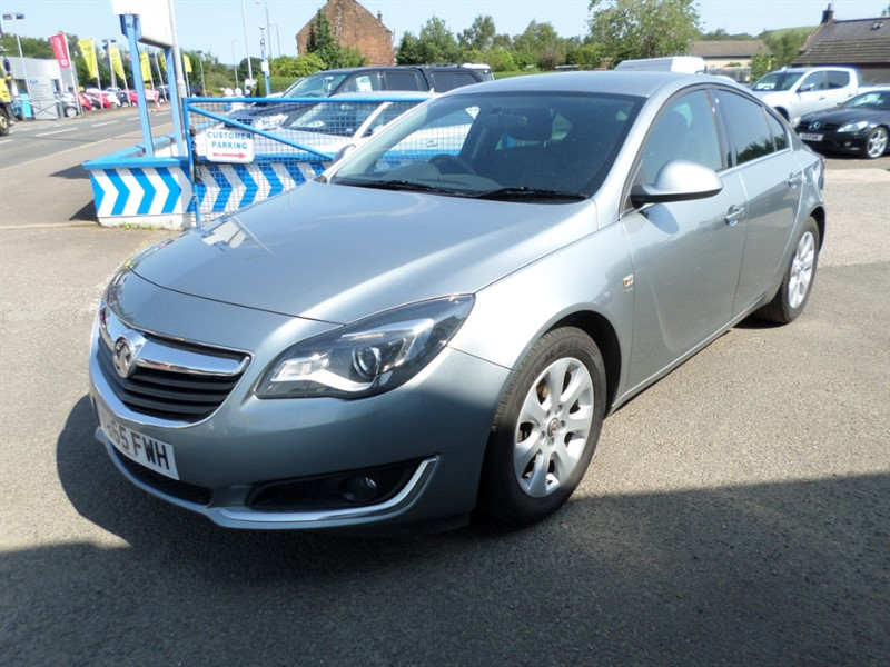 used Vauxhall Insignia SRI NAV CDTI ECOFLEX S/S in dumfries-and-galloway