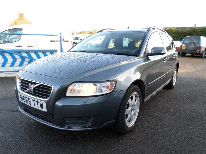 used Volvo V50 S in dumfries-and-galloway