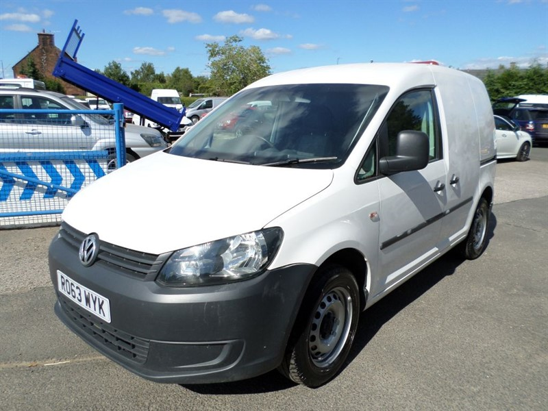 used VW Caddy C20 TDI STARTLINE in dumfries-and-galloway