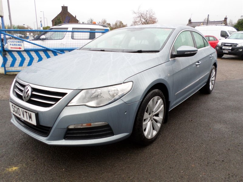 used VW Passat CC TSI in dumfries-and-galloway