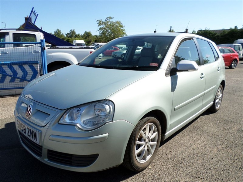 used VW Polo BLUEMOTION 2 AC TDI in dumfries-and-galloway