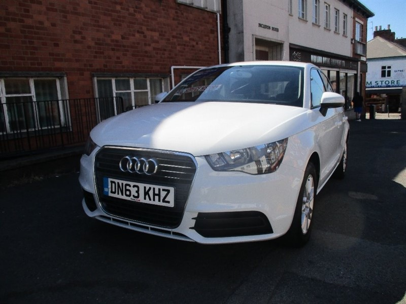 used Audi A1 SPORTBACK TFSI SE in leicester