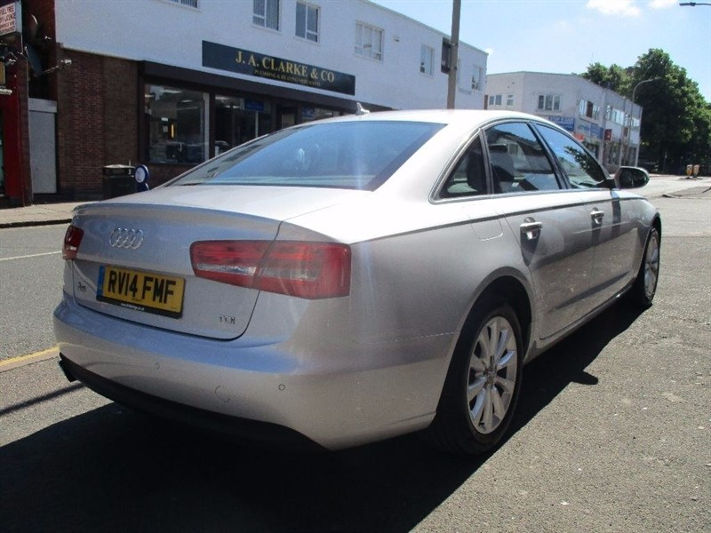 used Audi A6 TDI SE in leicester